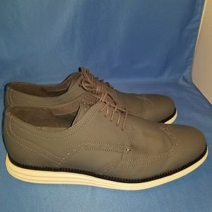 Cole Haan Originalgrand Oxford Shoes 10M Gray